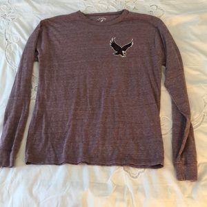 Boston college long sleeve shirt M